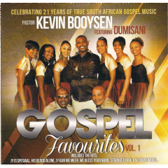 Kevin Booysen - Gospel Favourites (CD)