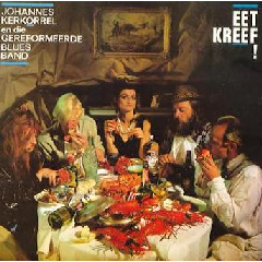 Johannes Kerkorrel - Eet Kreef (CD)
