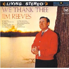 Jim Reeves - We Thank Thee (CD)