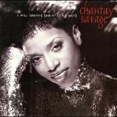 Savage Chantay - I Will Survive (CD)