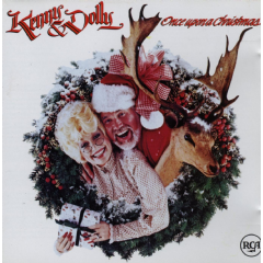 Kenny Rogers and Dolly Parton - Once upon a Christmas (2nd Edition) - (CD)