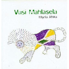 Vusi Mahlasela - Miyela Afrika (CD)