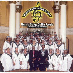 Imilonji Kantu Choral Society - Songs Of The People (CD)