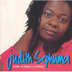 Sephuma Judith - A Cry, A Smile, A Dance (CD)