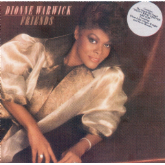 Warwick Dionne - Friends (CD)