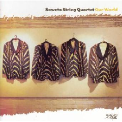 Soweto String Quartet - Our World (CD)