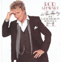 Stewart Rod - As Time Goes By - The Great American Songbook - Vol.2 (CD)