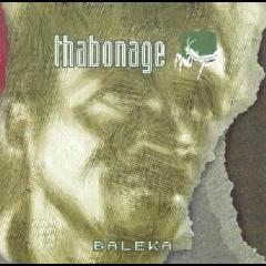 THABONAGE(AFRICAN) - Baleka (CD)
