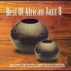Best Of African Jazz - Vol.2 - Various Artists (CD)