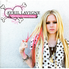 Lavigne Avril - The Best Damn Thing (CD)
