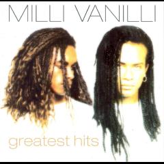 Milli Vanilli - Greatest Hits (CD)