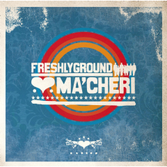 Freshlyground - Ma'cheri (CD)