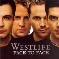 Westlife - Face To Face (CD)