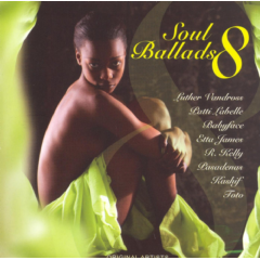Soul Ballads - Vol.8 - Various Artists (CD)