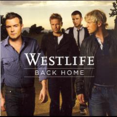 Westlife - Back Home (CD)