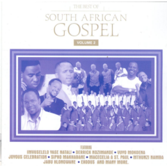 Best Of South African Gospel - Vol.2 - Various Artists (CD)