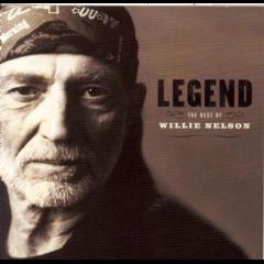 Nelson Willie - Legend - Best Of Willie Nelson (CD)