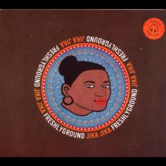 Freshlyground - Jika Jika (CD)