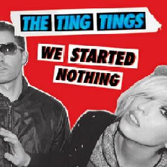 The Ting Tings - We Started Nothing (CD)