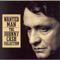 Cash Johnny - Wanted Man: The Johnny Cash Collection (CD)