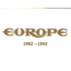 Europe - Best Of Europe 1982-1992 (CD)