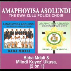Amaphoyisa Asolundi - Baba Mdali / Mlindi Kuyez'ukusa (CD)