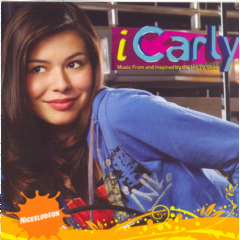 iCarly - Music from and Inspired by the Hit TV Show OST (CD)