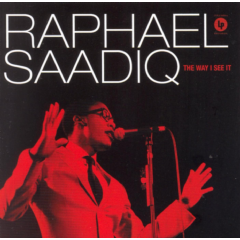 Saadiq, Raphael - The Way I See It (CD)