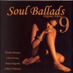 Soul Ballads - Vol.9 - Various Artists (CD)