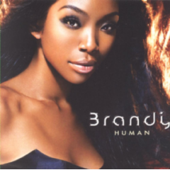 Brandy - Human (CD)
