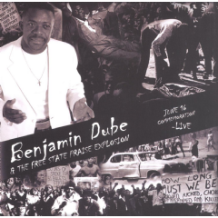 Dube Benjamin & The Free State Praise Ex - 16 June Commemoration - Live (CD)