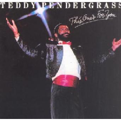 Pendergrass, Teddy - This One's For You (CD)
