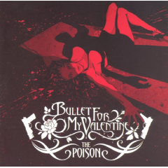 Bullet For My Valentine - The Poison (CD)