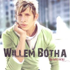 Willem Botha - Se My Nou (CD)