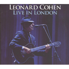 Cohen, Leonard - Live In London (CD)