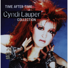 Lauper Cyndi - Time After Time - The Cyndi Lauper Collection (CD)