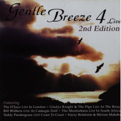 Gentle Breeze - Vol.4 Live - 2nd Edition - Various Artists (CD)