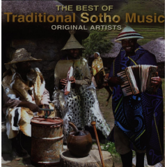 The Best Of Traditional Sotho Music - Various Artists (CD)