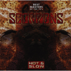 Scorpions - Hot & Slow (Best Masters Of The 70's) (CD)