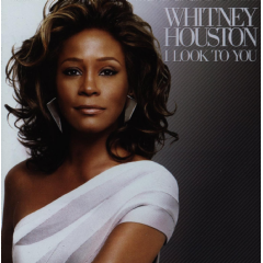 Houston, Whitney - I Look To You (CD)