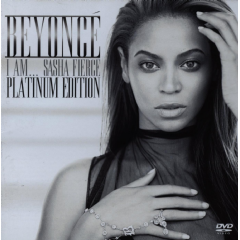 Beyonce - I Am...Sasha Fierce - Platinum (CD + DVD)