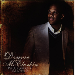 McClurkin, Donnie - We Are All One - Live In Detroit (CD)
