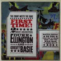 Ellington, Duke / Count Basie - First Time! (CD)
