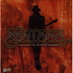 Santana - Carnaval - Best Of Santana (CD)