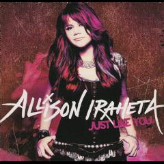 Iraheta Allison - Just Like You (CD)