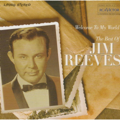 Reeves Jim - Welcome To My World - Best Of Jim Reeves (CD)