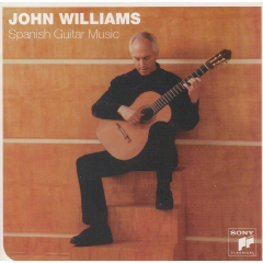 Williams John - Spanish Guitar Music (CD)