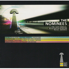 2010 SAMA Nominees - 16th Annual MTN Awards - Various Artists (CD)