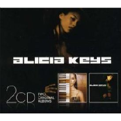 Keys Alicia - Songs In A Minor / The Diary Of Alicia Keys (CD)