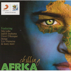 Chilling Africa - Various Artists (CD)